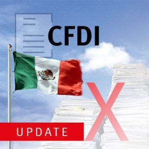 CDFI Version 3.3 Rechnungen versenden.