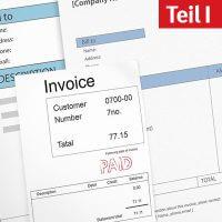 E-Invoicing Guide Teil 1