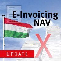 E-Invoicing NAV Update