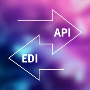 Comparison of EDI and API