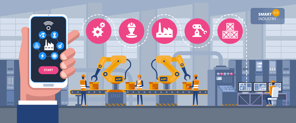 IIoT and Industry 4.0 create transparent processes in product development and production